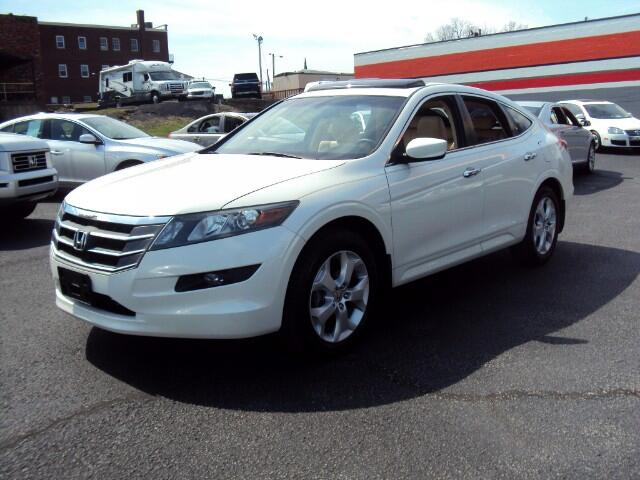 2010 Honda Accord Crosstour EX-L 2WD 5-Spd AT