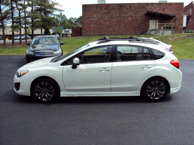 2013 Subaru Impreza Wagon L Sport AWD