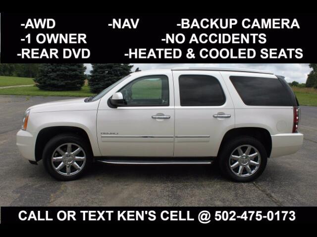 2014 GMC Yukon Denali 4WD