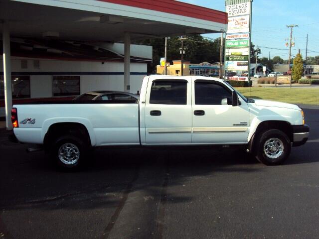 2007 Chevrolet Silverado Classic 2500HD LT2 Crew Cab Long Box 4WD
