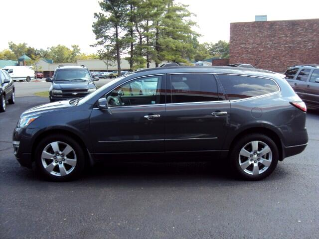 2013 Chevrolet Traverse LTZ AWD
