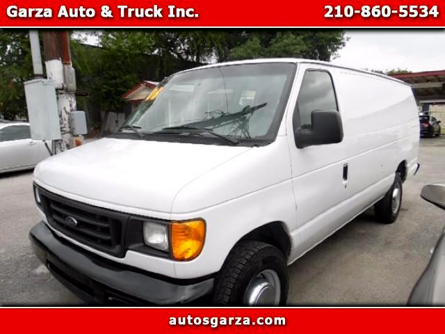 2006 Ford Econoline E-250 Extended