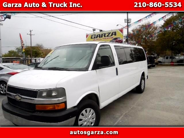 2008 Chevrolet Express LS 3500 Extended