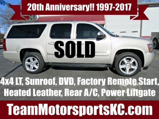2008 Chevrolet Suburban LT3 1500 4WD