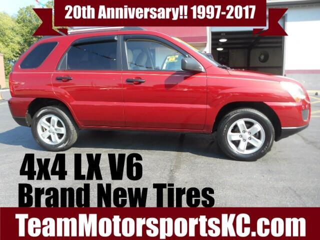 2009 Kia Sportage LX 4WD