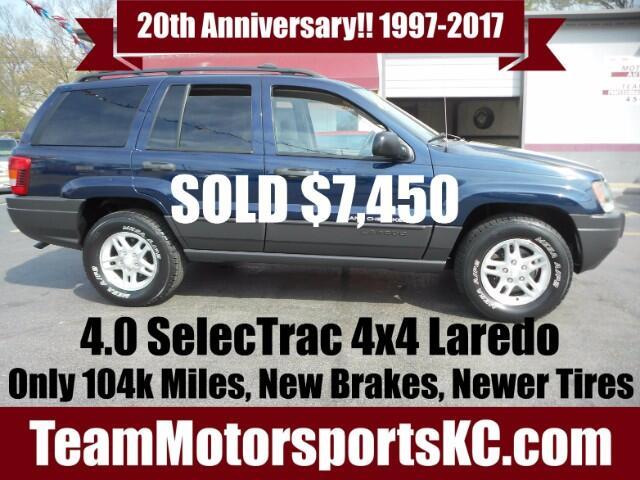 2004 Jeep Grand Cherokee Laredo 4WD