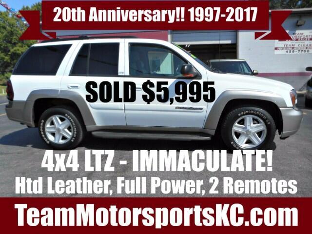 2002 Chevrolet TrailBlazer LTZ 4WD