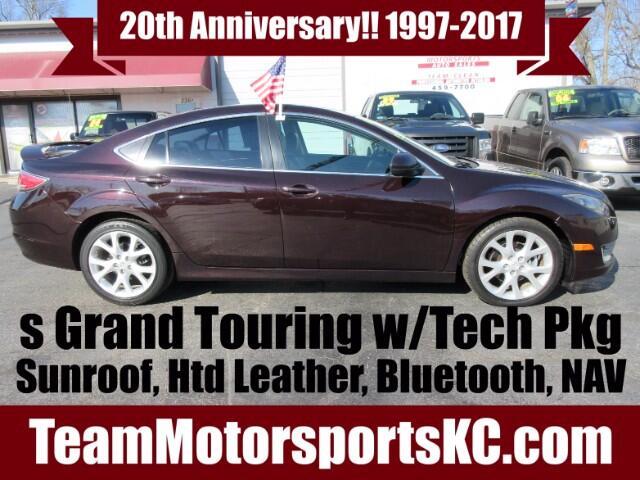 2010 Mazda MAZDA6 s Grand Touring