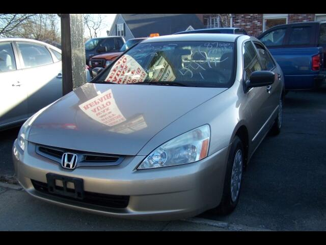 2005 Honda Accord DX sedan AT