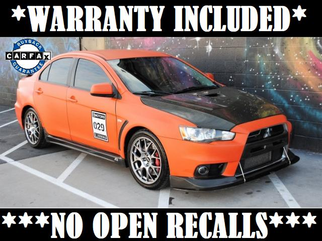 2008 Mitsubishi Lancer Evolution MR