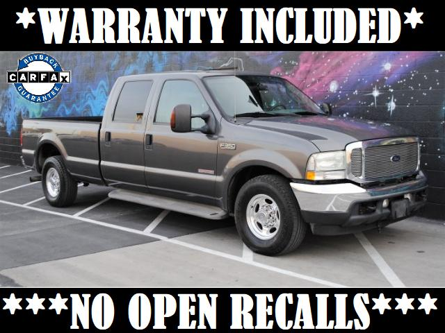 2004 Ford F-350 SD Lariat Crew Cab Long Bed 2WD