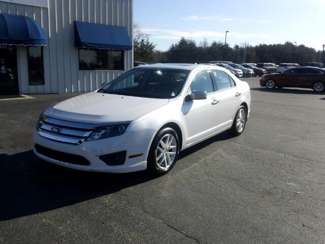 2012 Ford Fusion SEL V6