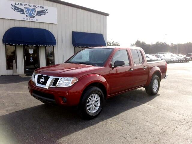 2016 Nissan Frontier SV Crew Cab 2WD