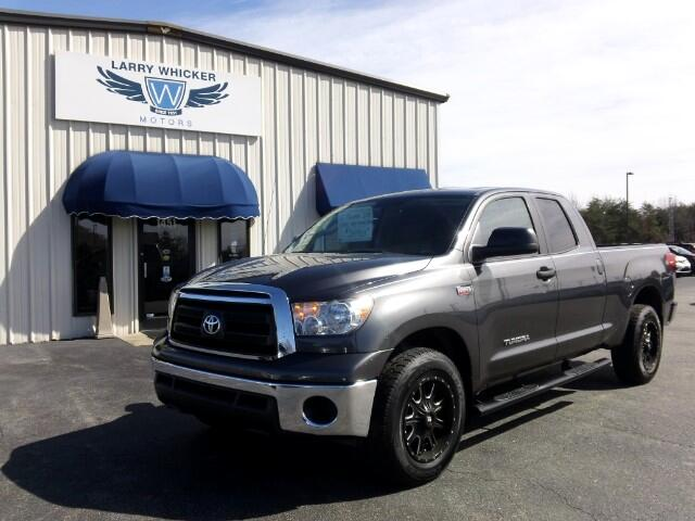 2013 Toyota Tundra Double Cab SR5 2WD