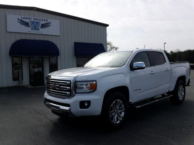 2015 GMC Canyon SLT Crew Cab 2WD Short Box
