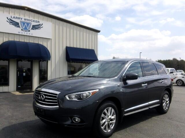 2014 Infiniti QX60 Base AWD