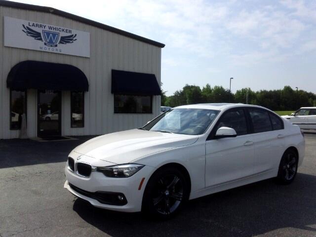 2016 BMW 3-Series 320i SPORT