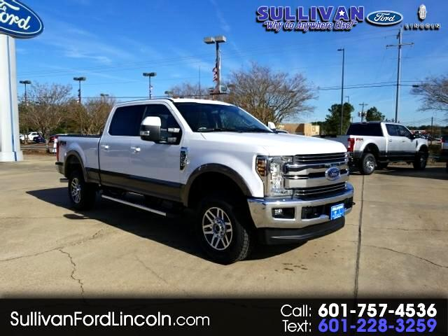 2018 Ford F-250 SD Lariat