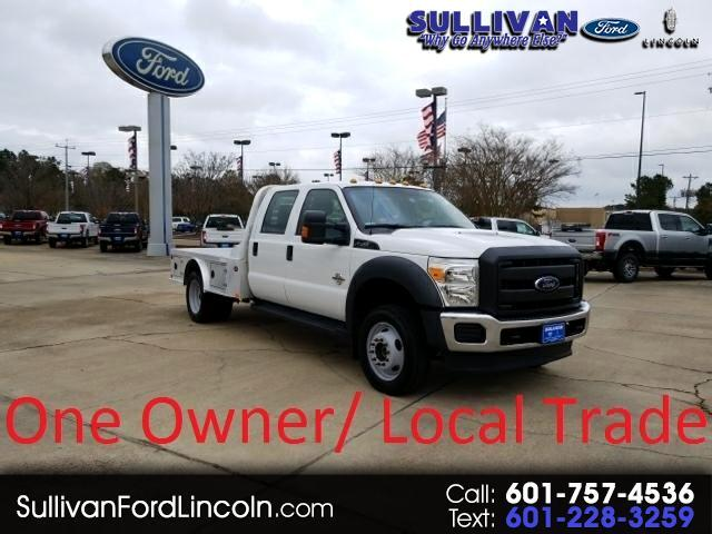 2016 Ford F-450 SD LARIAT