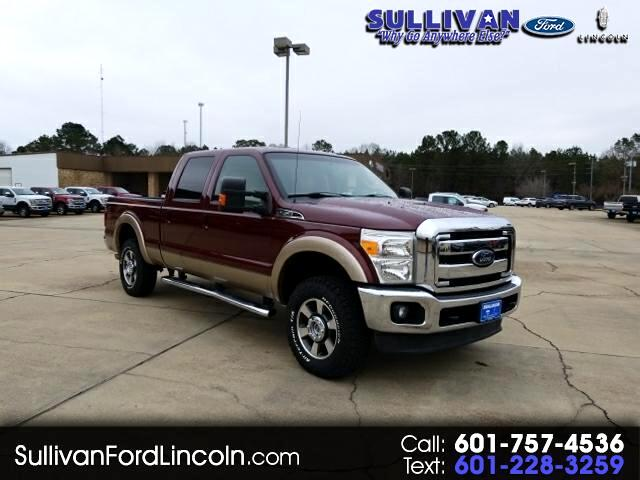 2012 Ford F-250 SD LARIAT