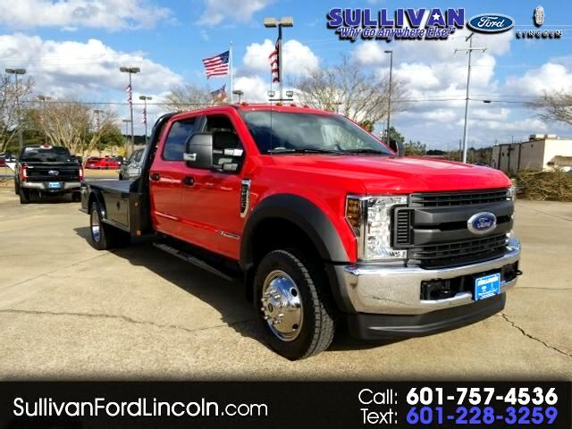 2018 Ford F-550 DRW 4WD