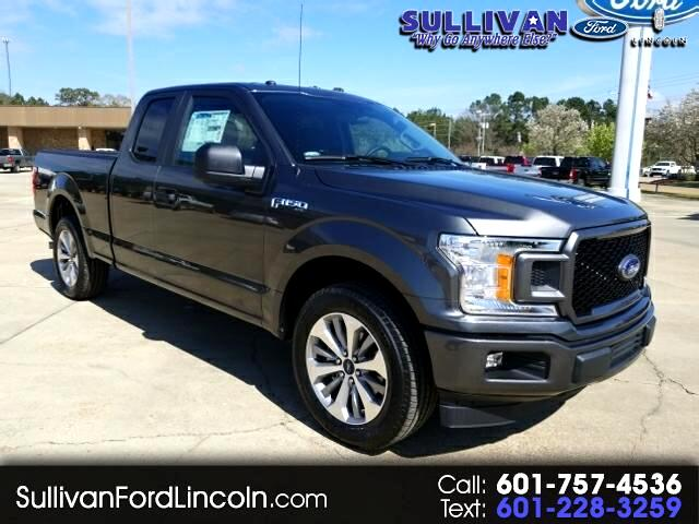 2018 Ford F-150 XL SuperCab 2WD