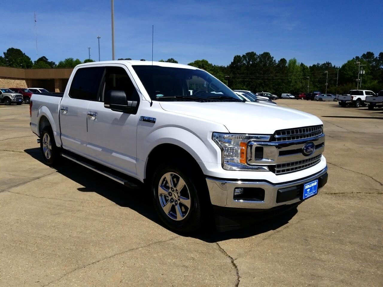 2018 Ford F-150 XLT SuperCrew 2WD
