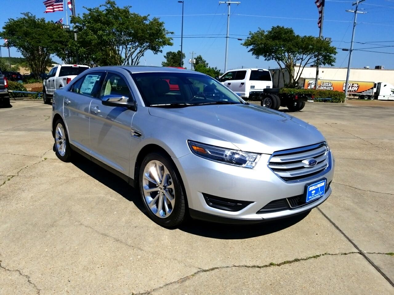 2018 Ford Taurus 4dr Sdn Limited FWD