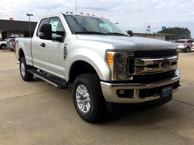2017 Ford F-250 SD XLT Super Cab 4x4