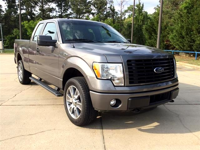 2014 Ford F-150 STX SuperCab 4x4