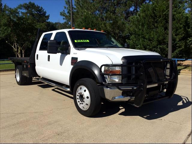2008 Ford F-450 SD XL DRW Chassis Cab 4x2
