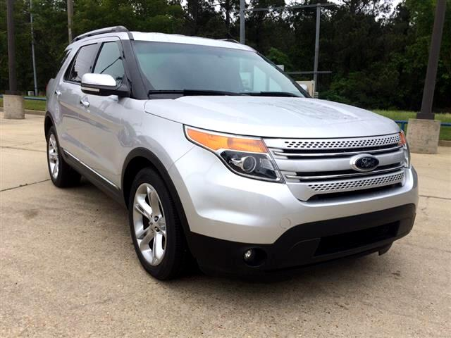 2014 Ford Explorer Limited 2WD