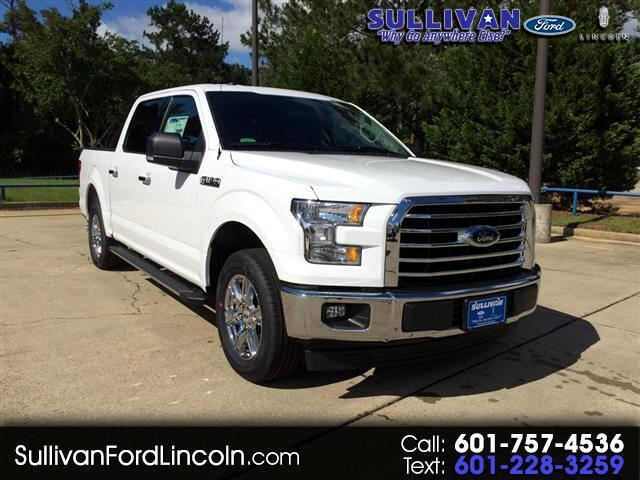 2017 Ford F-150 XLT SuperCrew 4x2