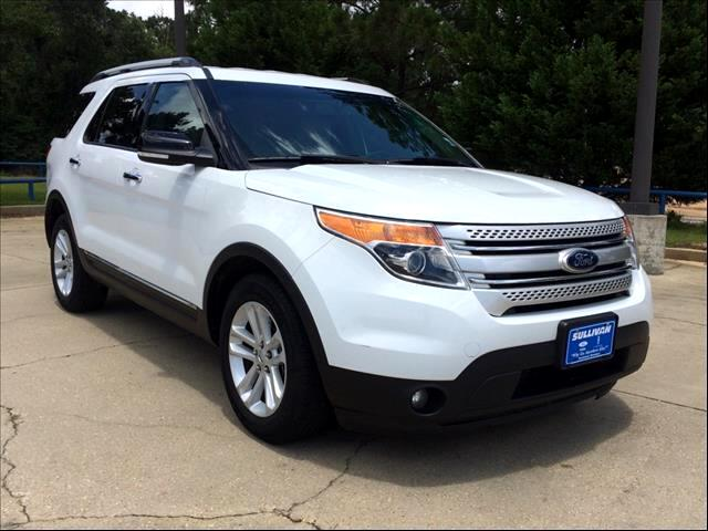 2014 Ford Explorer XLT 2WD