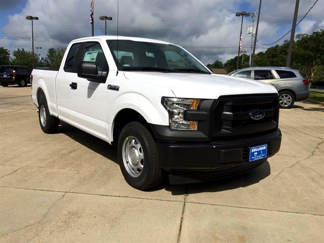 2017 Ford F-150 XL Super Cab 4x2