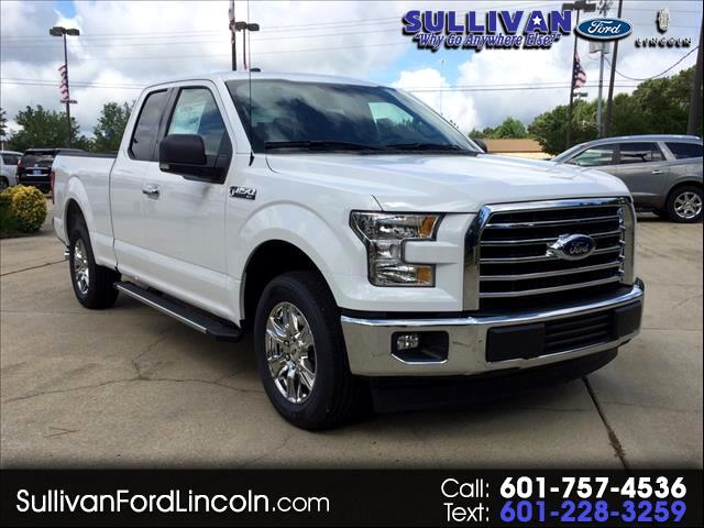 2017 Ford F-150 XLT Super Cab 4x2