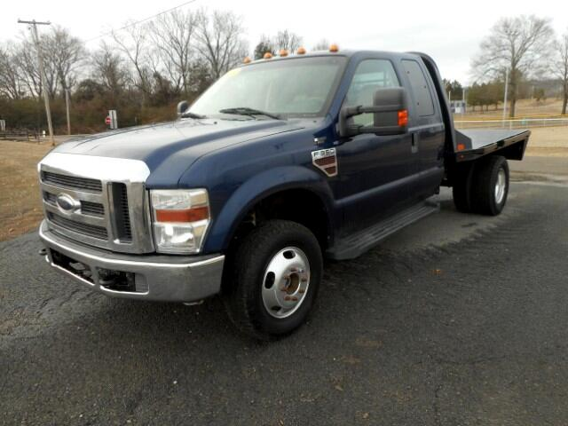 2010 Ford F-350 SD XLT SuperCab Long Bed DRW 4WD
