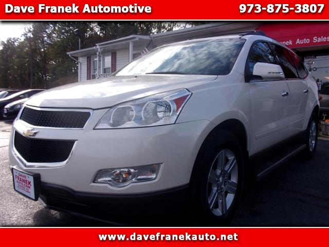 2011 Chevrolet Traverse LT FWD