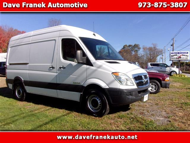 2009 Dodge Sprinter Van 2500 144-in. WB