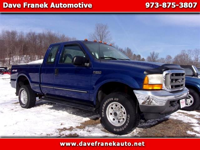 1999 Ford F-250 SD XL SuperCab SWB 4WD