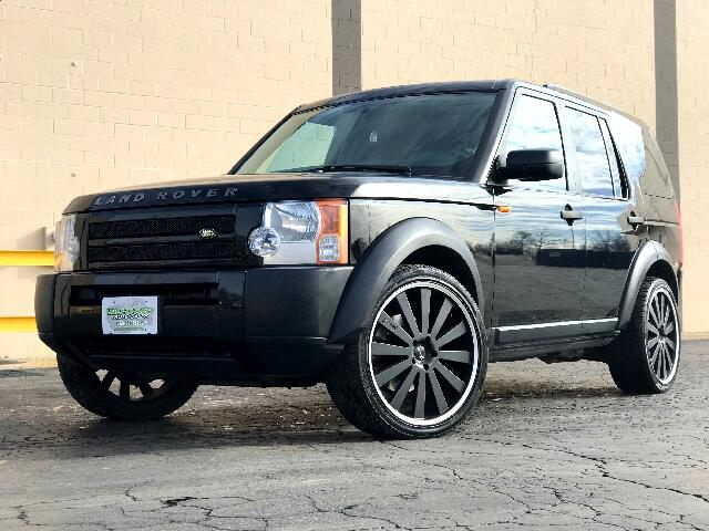 2005 Land Rover LR3 SE