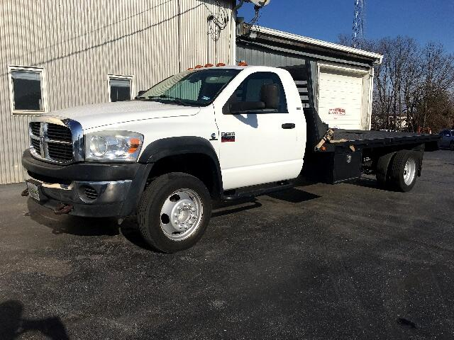 2008 Dodge Ram 5500 Regular Cab 2WD
