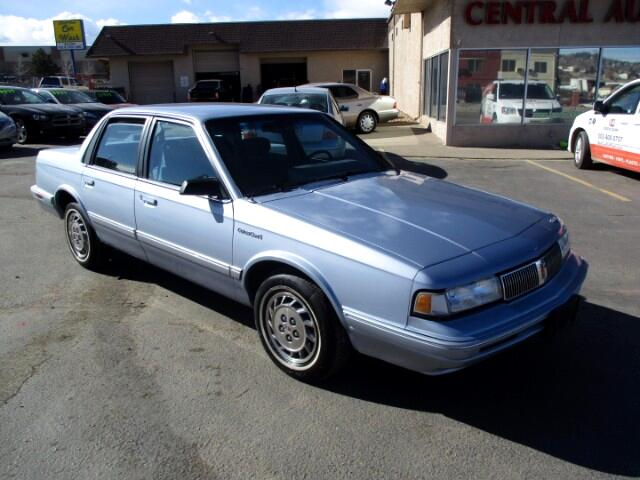 1994 Oldsmobile Cutlass Ciera S sedan