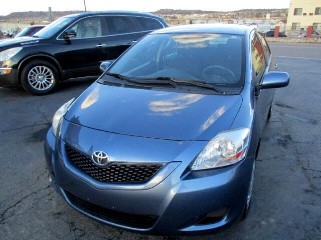 2012 Toyota Yaris Sedan 5-Speed MT