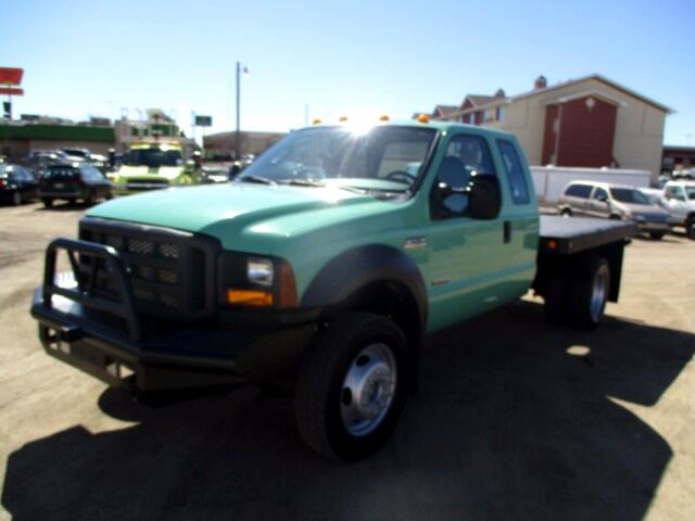 2005 Ford F-550 SuperCab 4WD DRW