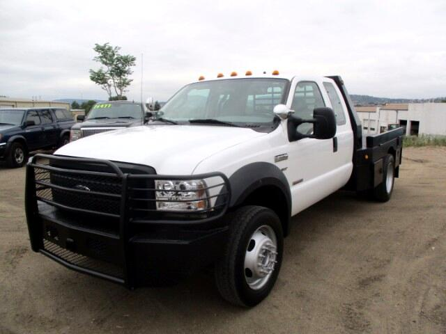 2006 Ford F-450 SD SuperCab 4WD DRW