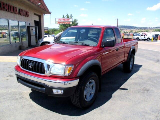 2004 Toyota Tacoma Xtracab 4WD