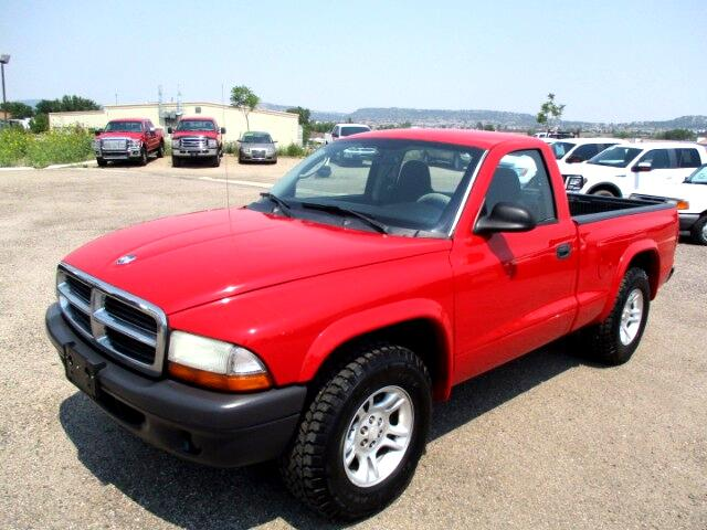 2004 Dodge Dakota 2WD