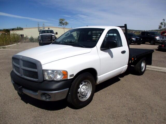 2005 Dodge Ram 2500 Laramie Long Bed 2WD