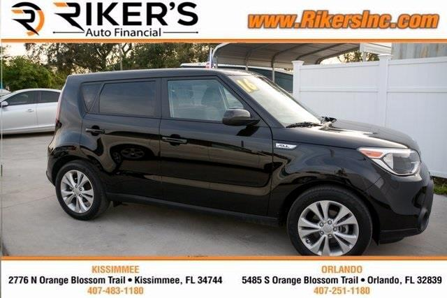 2016 Kia Soul + w/Eco Package